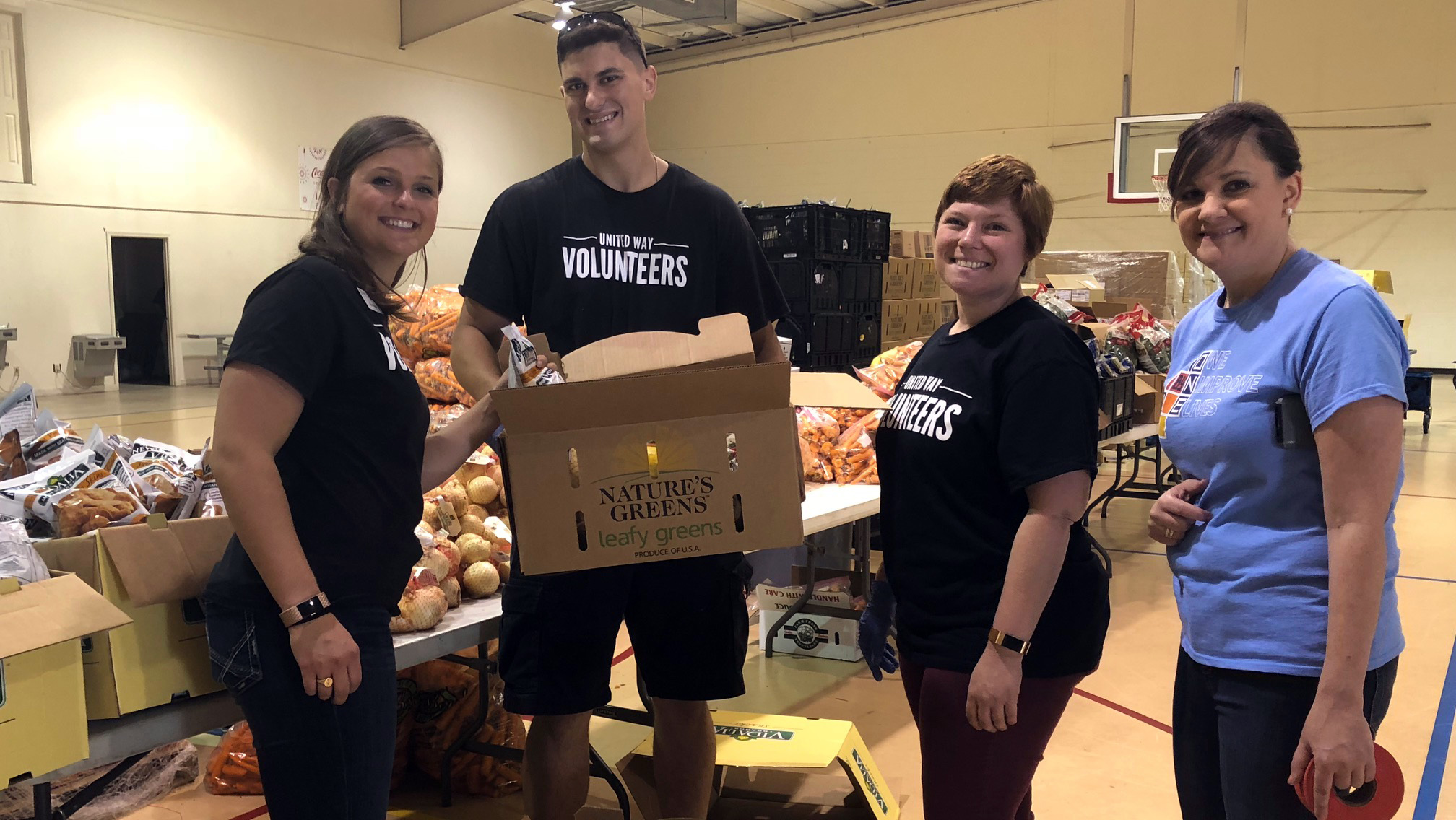 UWCE Serves Families In Need In Effingham County