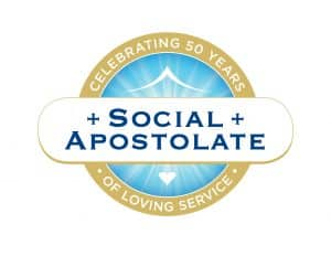 Social Apostolate Logo 50th