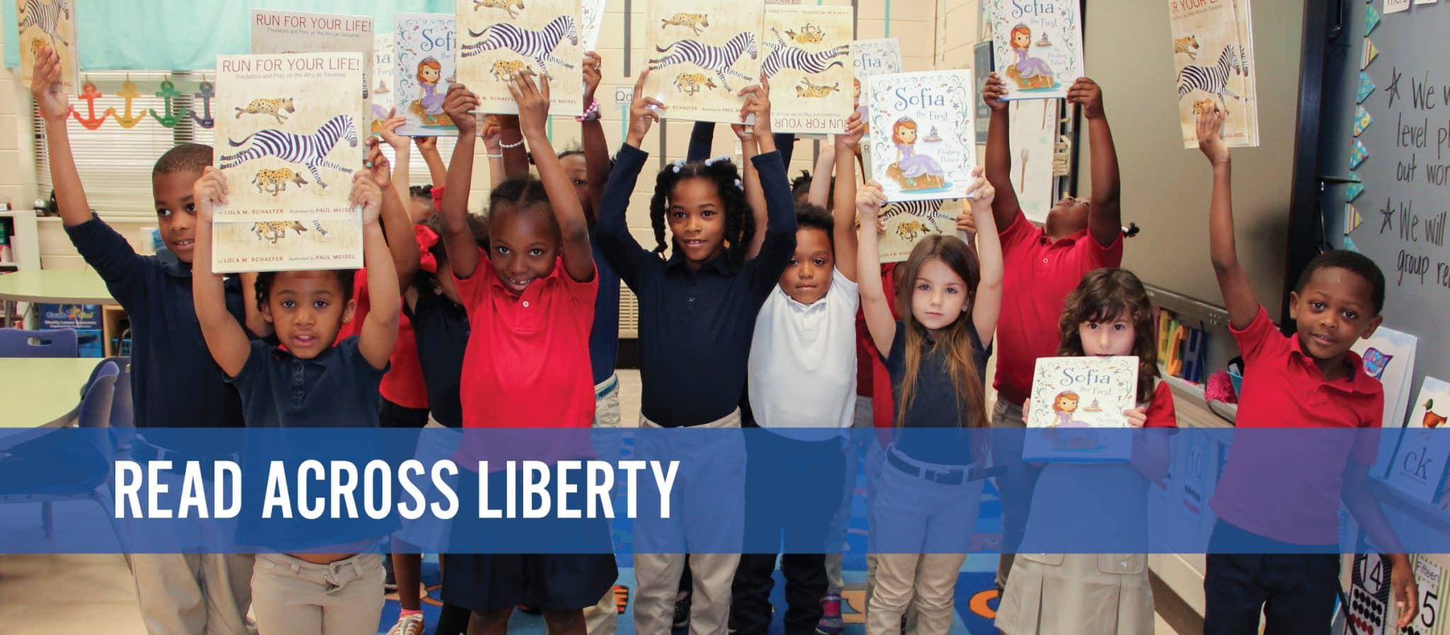 Read Across Liberty 2019