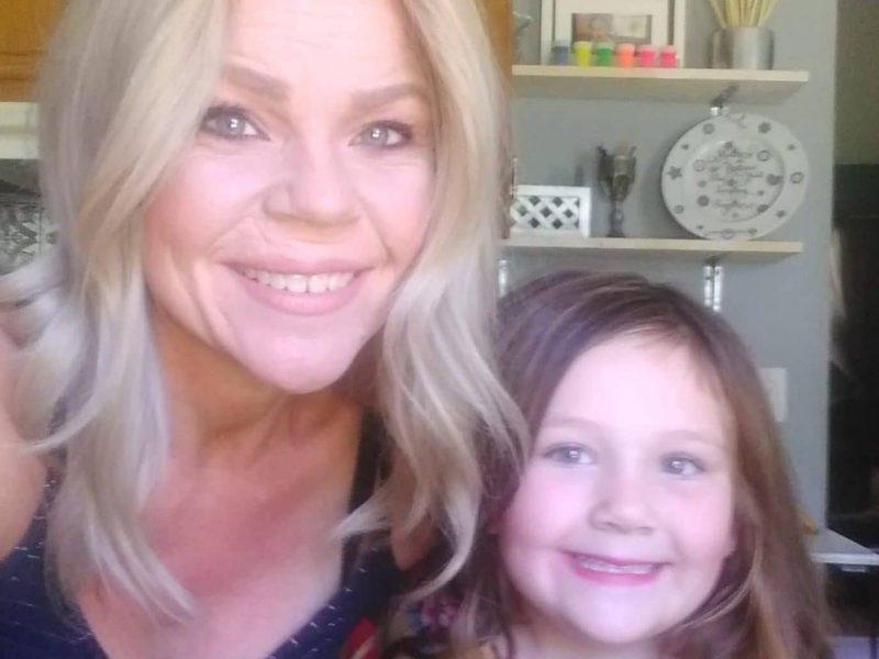 Sonya Smesta and Daughter 2020